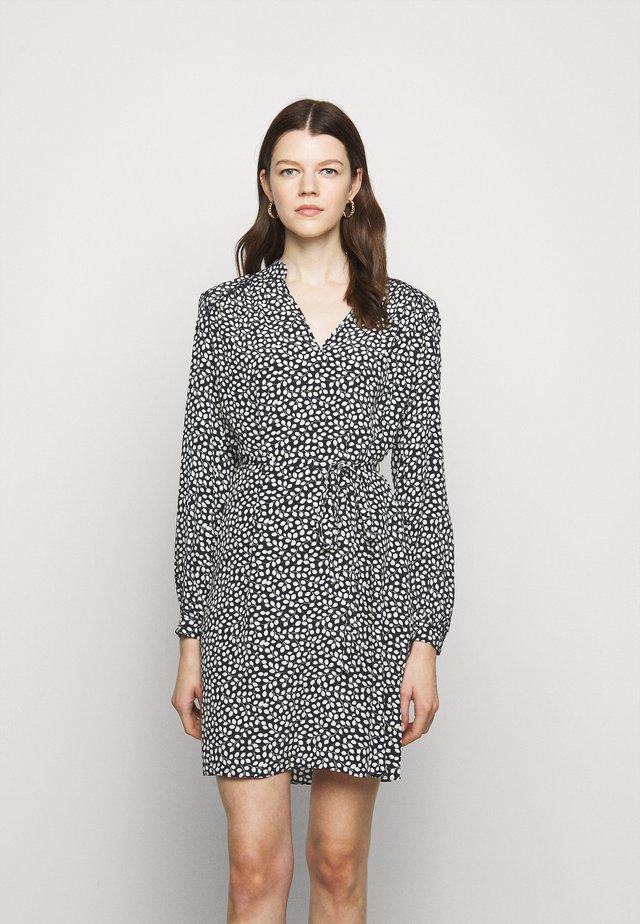 GLENDA - Košilové šaty - navy