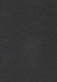 Vero Moda Tall - VMAVA LULU ROLLNECK - Langarmshirt - dark grey melange - 2