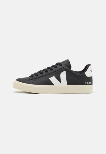 CAMPO - Sneakers basse - black/white