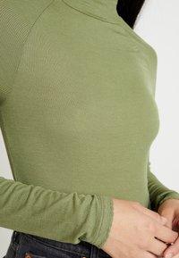 Noisy May - Long sleeved top - olivine - 5