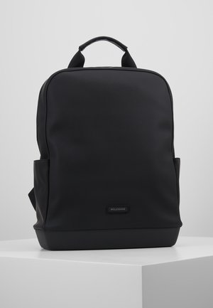 THE BACKPACK SOFT TOUCH - Rucksack - black
