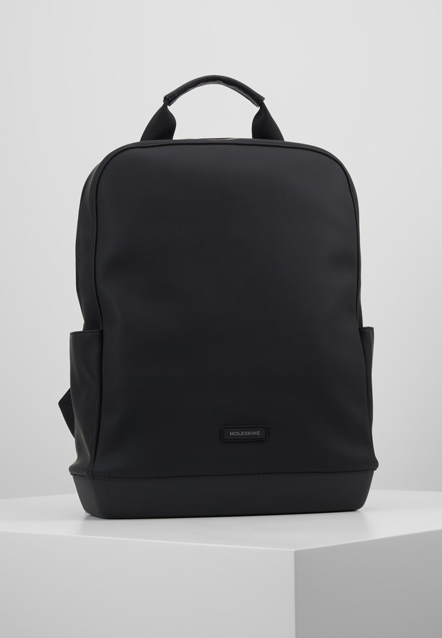 THE BACKPACK SOFT TOUCH - Zaino - black