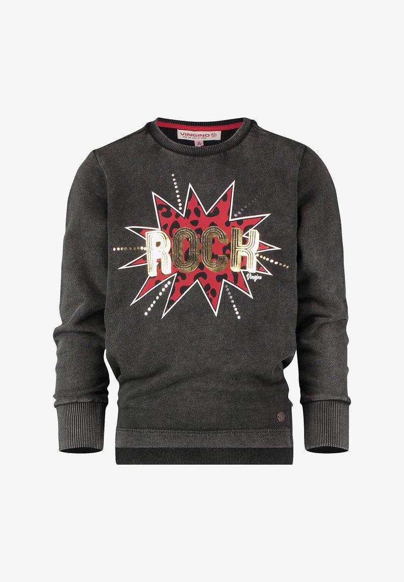 Vingino - NORNE - Sweatshirt - deep black
