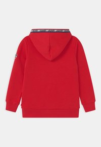 Levi's® - MICKEY MOUSE POCKET HOODIE UNISEX - Hoodie - super red - 1