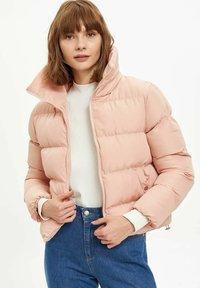 DeFacto Fit - Winter jacket - pink - 0