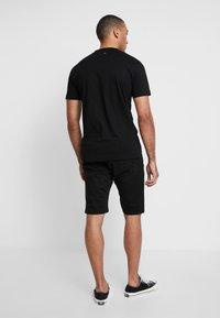 Napapijri - EMBRO - T-shirt print - black embro - 2