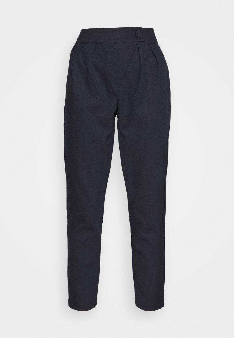 4th & Reckless - ALICIA TROUSER - Trousers - navy