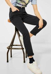 Cecil - Slim fit jeans - carbon grey - 2