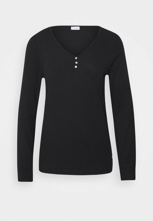 LONGSLEEVE - Pyjama top - black