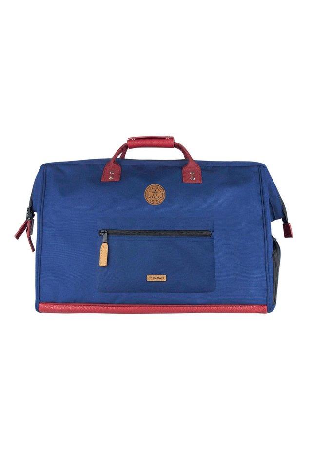 Weekend bag - reykjavik-oslo blau