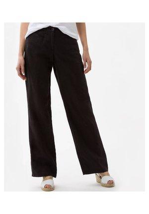 STYLE FARINA - Pantalon classique - schwarz (15)