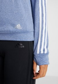 adidas Performance - CLIMALITE RUNNING LONG SLEEVE PULLOVER - Sudadera - croyal - 8