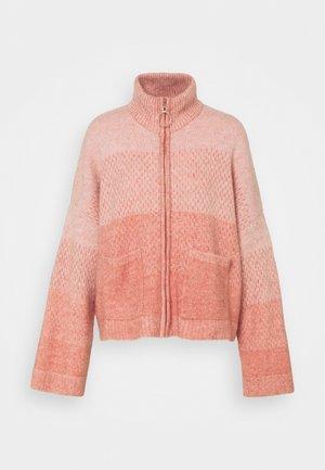 TINE CARDIGAN - Kardigan - light pink
