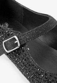 Next - MARY JANE  - Ankle strap ballet pumps - black - 4
