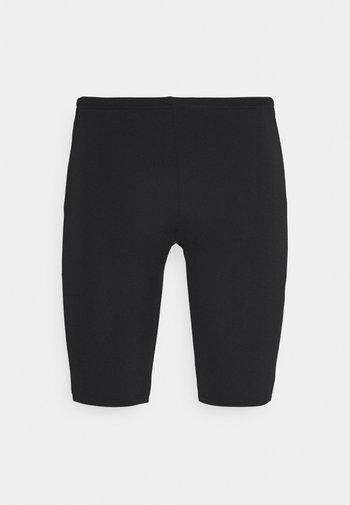 BOOM LOGO SPLICE JAM - Swimming trunks - black/light adriatic