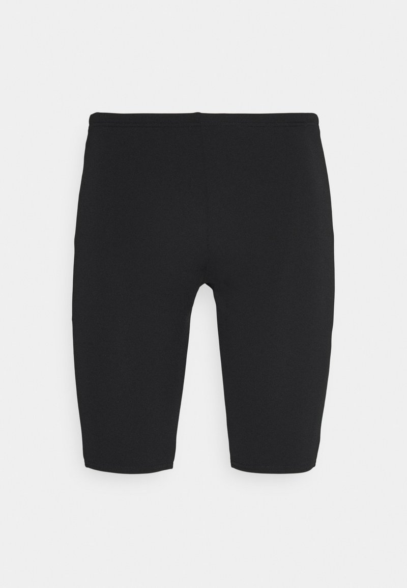 Speedo - BOOM LOGO SPLICE JAM - Swimming trunks - black/light adriatic