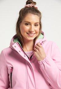 myMo - Winter jacket - rosa - 3
