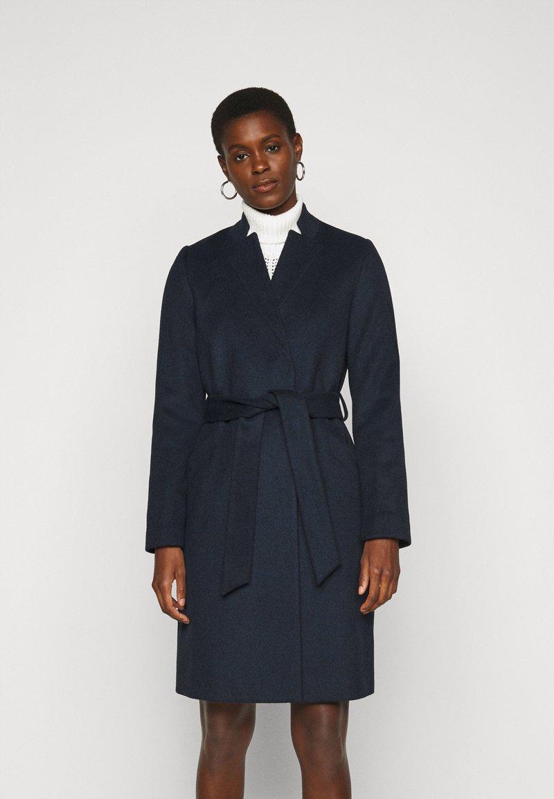 Selected Femme Tall - SLFMELLA COAT  - Classic coat - dark sapphire