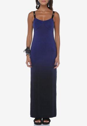 Maxi-jurk - blue black gradient