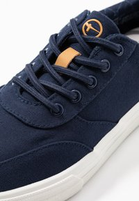 Tamaris - LACE UP - Sneakers laag - navy - 2