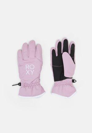 FRESHFIELDS GIRL GLOVES - Rukavice - dawn pink
