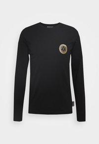 Versace Jeans Couture - LOGO - Long sleeved top - black/gold - 5