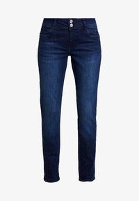 s.Oliver - SHAPE - Džíny Slim Fit - blue denim stretch - 4