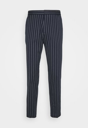 FAVE SPORTY PINSTRIPE SUIT PANT - Kalhoty - combo