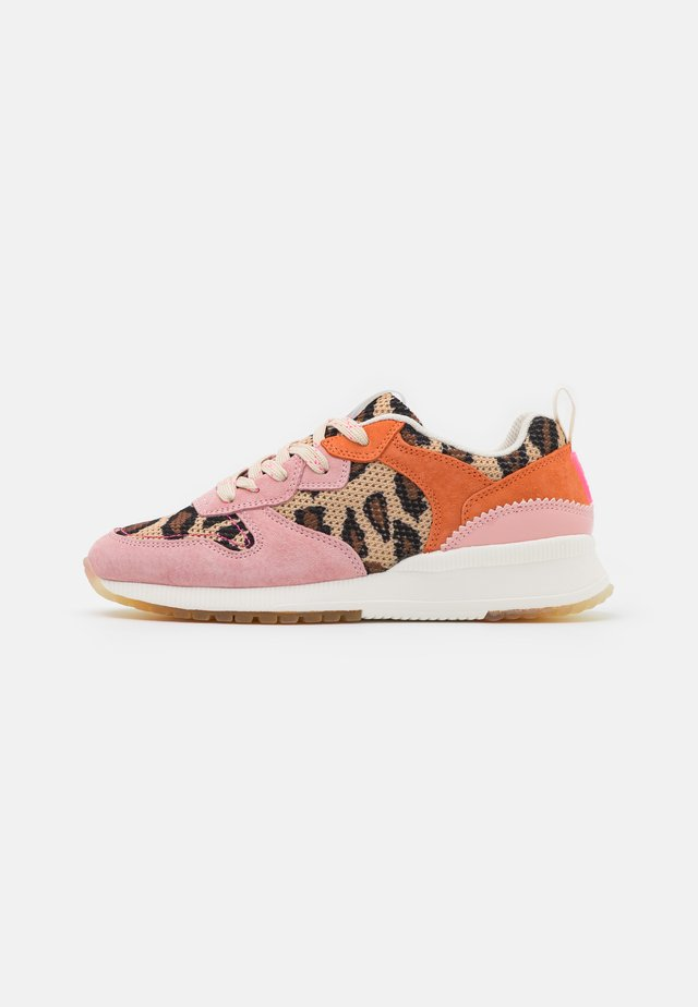 VIVI  - Trainers - apricot/multicolor