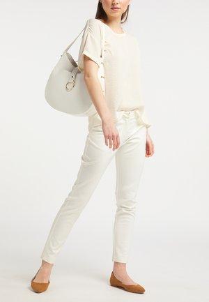 HOBO - Handbag - white