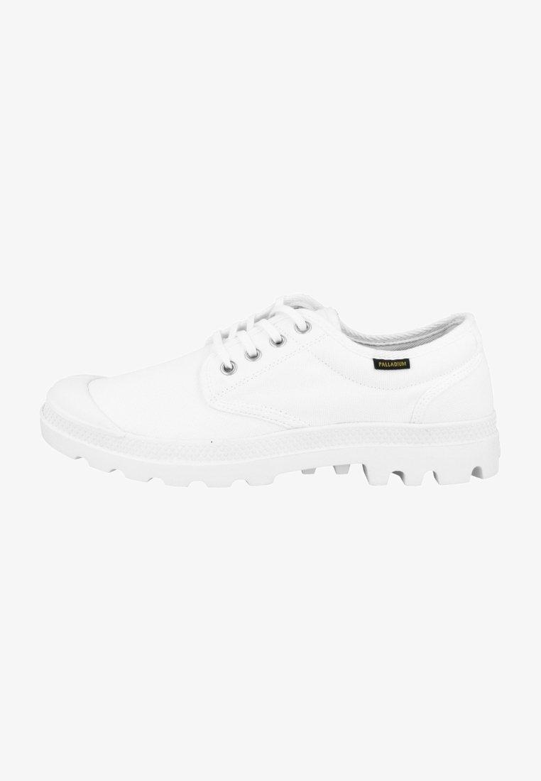 Palladium - PAMPA OX ORIGINALE UNISEX - Sneakersy niskie - white