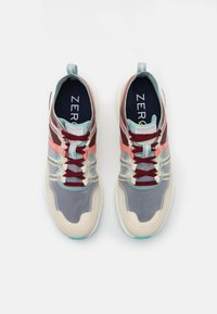 Cole Haan - ZEROGRAND OUTPACE RUNNER - Trainers - birch/burnt coral/glacier gray/optic white - 5