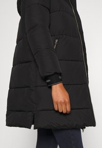 Calvin Klein - LOGO PUFFER COAT - Winter coat - black - 7