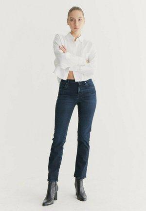 HANNAH - Slim fit jeans - blue black