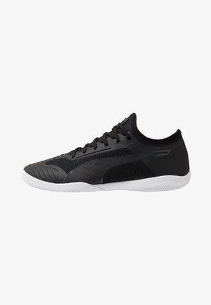 365 SALA 1 - Indoor football boots - black/asphalt/white