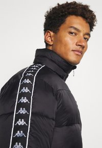 Kappa - HEROLD  - Winter jacket - caviar - 4