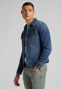 Lee - RIDER - Veste en jean - mid visual cody - 3