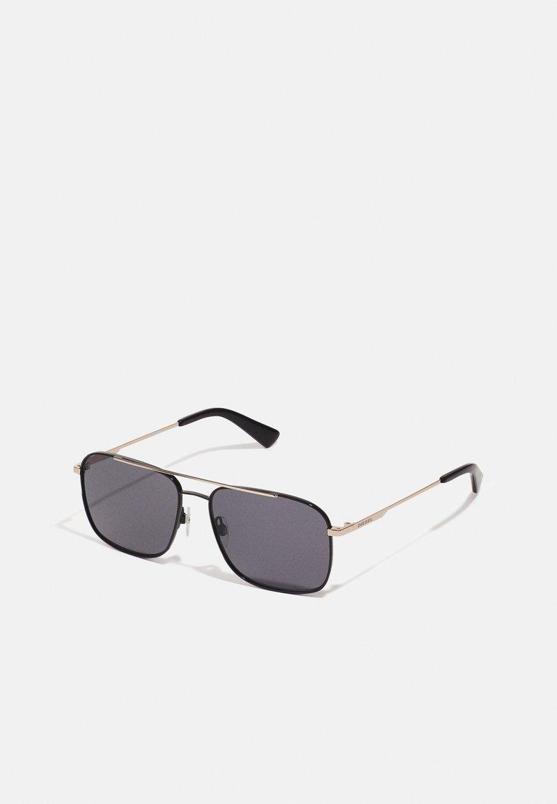 Diesel - Sluneční brýle - shiny rose gold-coloured/smoke