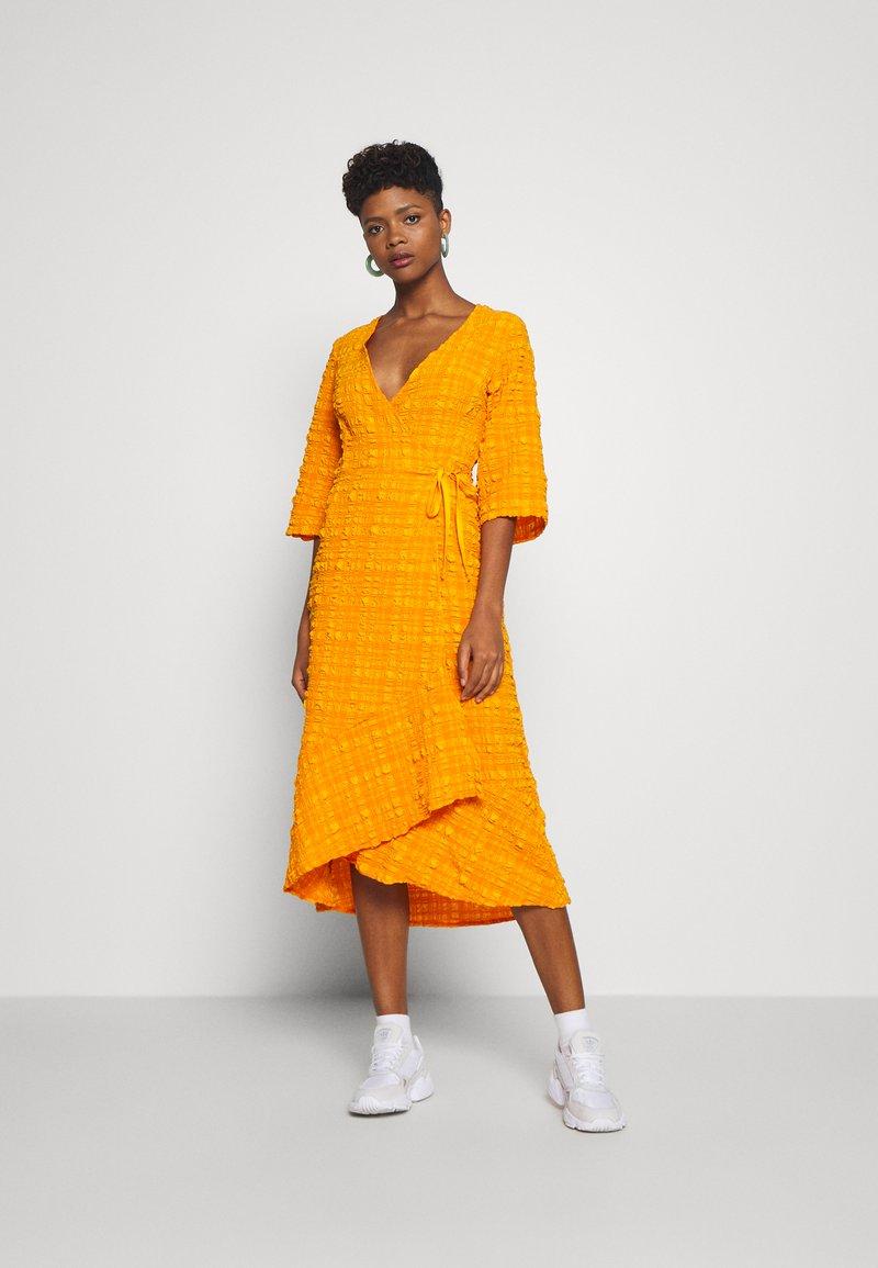 Monki - AMANDA DRESS - Day dress - orange