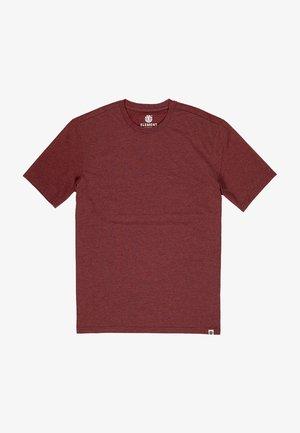 T-shirt basic - port heather