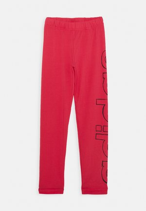 ESSENTIALS SPORTS - Leggings - power pink/black