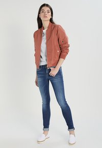 Pepe Jeans - PIXIE - Jeans Skinny Fit - d45 - 1
