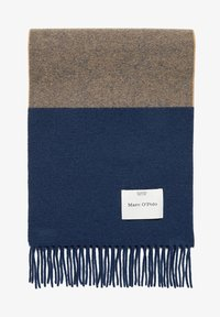 Marc O'Polo - AUS RECYCELTER WOLLE - Scarf - multi - 1