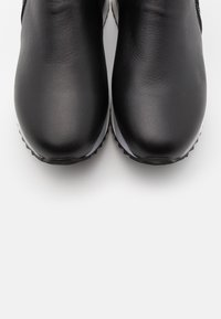 CAFèNOIR - Wedge Ankle Boots - nero - 5
