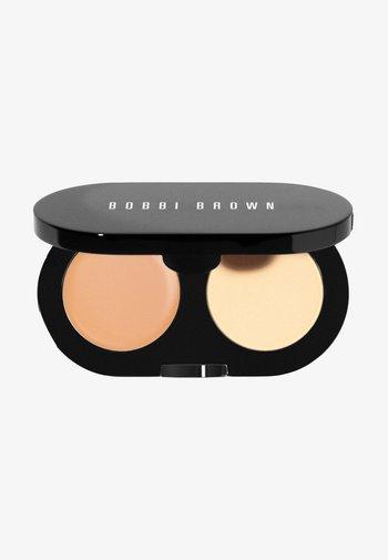 CREAMY CONCEALER KIT - Makeup set - beige