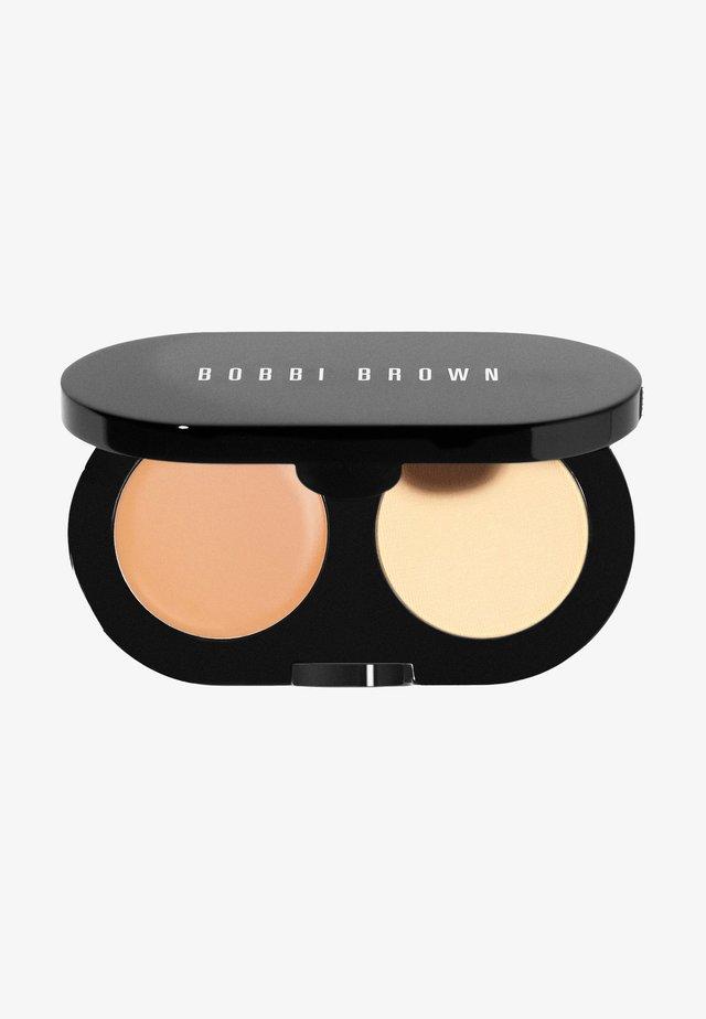 CREAMY CONCEALER KIT - Set de maquillage - beige