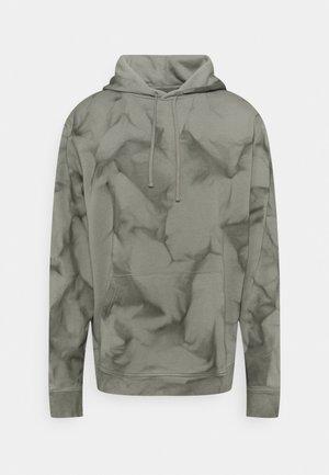 CRUZ HOODY - Sweatshirt - gargoyle grey