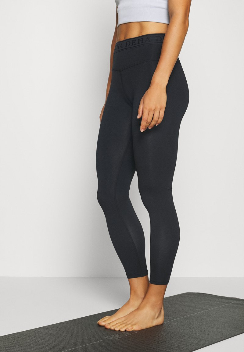Deha - LEGGINGS - Legging - black