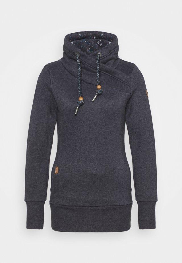 NESKA - Sweater - navy