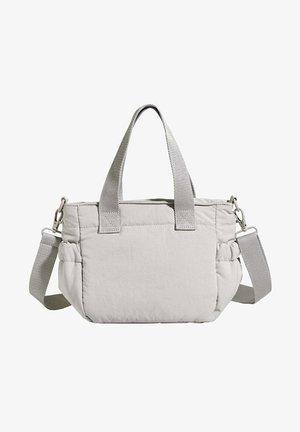NYLON THERMAL BAG - Across body bag - grey